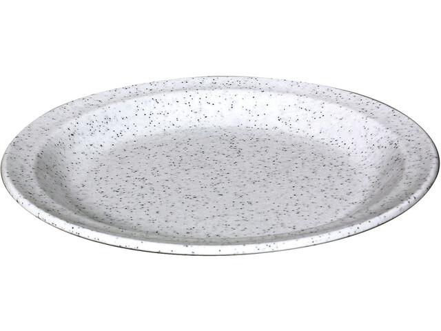 Waca Plato Melamina 19,5cm, granit